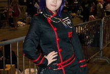 D.Gray-Man Cosplay