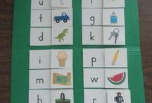 Kindergarten / by Nicole Greer
