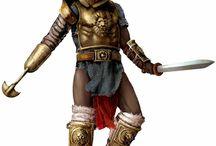 Gladiatorea: Scissor