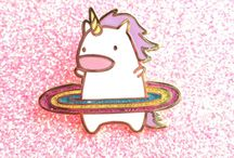 Every UNICORN ever / I named this board every unicorn ever because it is a collection of various pins featuring unicorns - drawings, jewellery, food - whatever in the form of unicorn!
