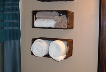Bathroom ideas / by Heather Webb