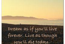 Beautiful Quotes / Inspirational quotes