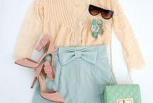 Fashion inspiration / Fashion inspiration