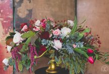 Centerpieces by Floral V Designs