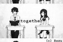 Random anime/manga