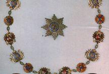 Russian orders, medals, award weapons = русские ордена, медали, наградное оружие