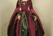 Dolls from antiquity, Gothic and Renaissance
