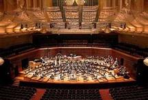 SF Culture Galore / Scenes from San Francisco Ballet, Opera, & Symphony.