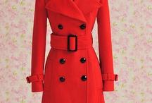 long feminine coats