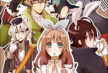 Anime Histories / Crossovers de animes con cuentos de hadas.