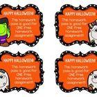 Halloween Class / School Related