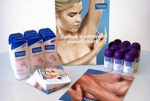 Kampania Sanex / Zadbaj o zdrowie swojej skóry. Produkty do pielęgnacji ciała Sanex pomagają utrzymać skórę w optymalnej kondycji, aby mogła prawidłowo pełnić swoje funkcje. Posiadają unikalną formułę Dermo Active 3, która aktywnie współpracuje z naturalną barierą ochronną skóry. #sanex #dbaozdrowieskory