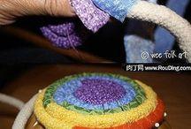 πλέξιμο με σχοινί