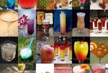Zbiór napojów