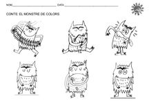 Cuento-Monstruo de colores