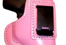 pink gun accessories
