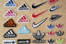 nike :adidas