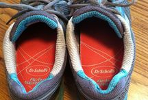 Dr. Scholl's Active Series / My Dr. Scholl's Active Series Insoles keeping me fit!  / by Heather P.