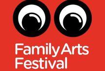 #FamilyArtsFest / All things Family Arts Fest.