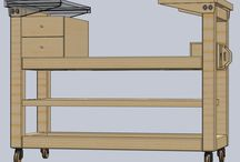 Small  Saw Bench for Bosch