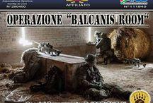 OP. Balcanis Room / Milsim 24h