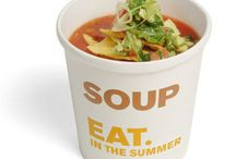 Food and Packaging soup