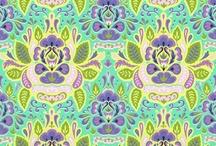 Prints n Textiles / Luscious prints and beautiful textiles...