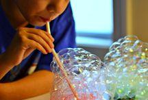 Eksperymenty przedszkole
