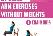 Fitness excerise