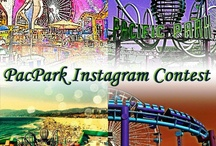 PacPark Instagram Contest / 'Tis better to give than to receive! And we shall do just that with the PacPark Instagram Contest! Tag us in your photo of Pacific Park (@pacpark) and use  hashtag #pacparkcontest to enter! We shall compile all the photos into a gallery, and our panel of judges will choose the Top Two! The First Place Winner will receive Four Unlimited Ride Wristbands to Pacific Park, and the Second Place Winner will receive Two Unlimited Ride Wristbands! Contest Starts Now and Ends Christmas Day!