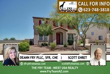SOLD! Beautiful Tartesso Home in Buckeye / 30582 W Whitton Avenue, Buckeye, AZ 85326
