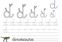 graphisme / écriture (maternelle)