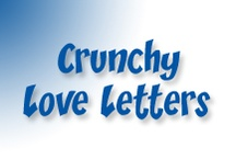 Rudolph's Crunchy Love Notes / A lovely compilation of Love Letters about our Crunchy Snack Foods from some of our customers!