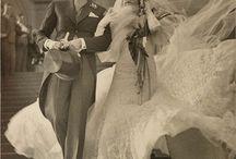 Vintage Wedding Photo Fun