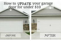 Garage Ideas / by Becky Purchase