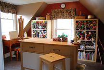 Music room, crafts room or garden room? / Not quite sure what to do with our sunny garden room and looking for inspiration.