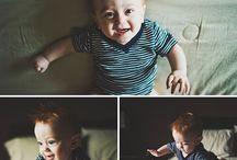 Наташа и семья ( 1 год сыну)