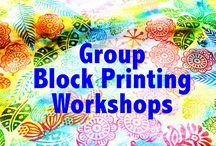 textile arts workshop