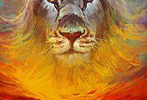 Aslan&Lion