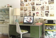studio spaces / by Gina Martin Design