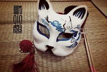 Лисья маска