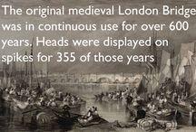 History - London Bridges