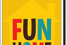 Past Shows-FUN HOME / Coming to the Fabulous Fox on November 15-27, 2016.