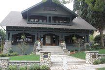 Craftsman House Inspo