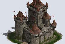 Minecraft Castle Inspiration