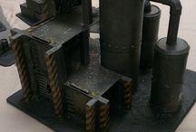 Industrial terrain