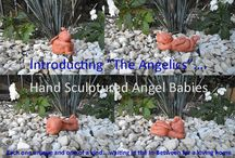 Hand Made Sculpture-The Angelics