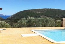 Villa Alexandre #Ithaca #Greece #Island /  The Villa Alexander is part of a private complex of four villas built in Northern Ithaki near the large village of Stavros, in an area known as the Pilikata overlooking three seas . The area is full of olive trees, famous for its top quality olive oil. http://www.mygreek-villa.com/fr/rent-villa-search-2/villa-alexandre-ile-d-ithaca-gr%C3%A8ce