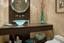 Bathroom Designs & Ideas / by Birgit Anich Staging & Interiors