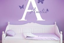 Amelia's room ideas